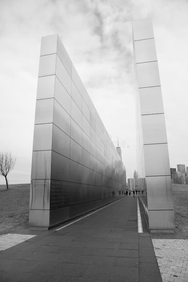 September 11th Memorial stock image