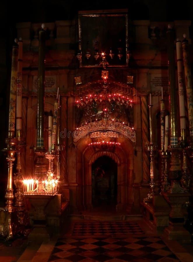 Download Sepulcro de Jesús imagen de archivo. Imagen de fuego, dios - 191645