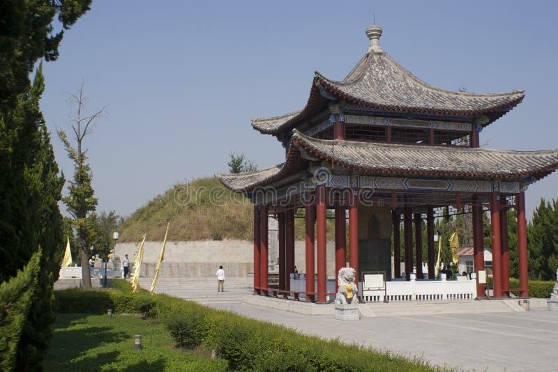 A sepultura da mãe do ` s do lao-tzu imagem de stock royalty free