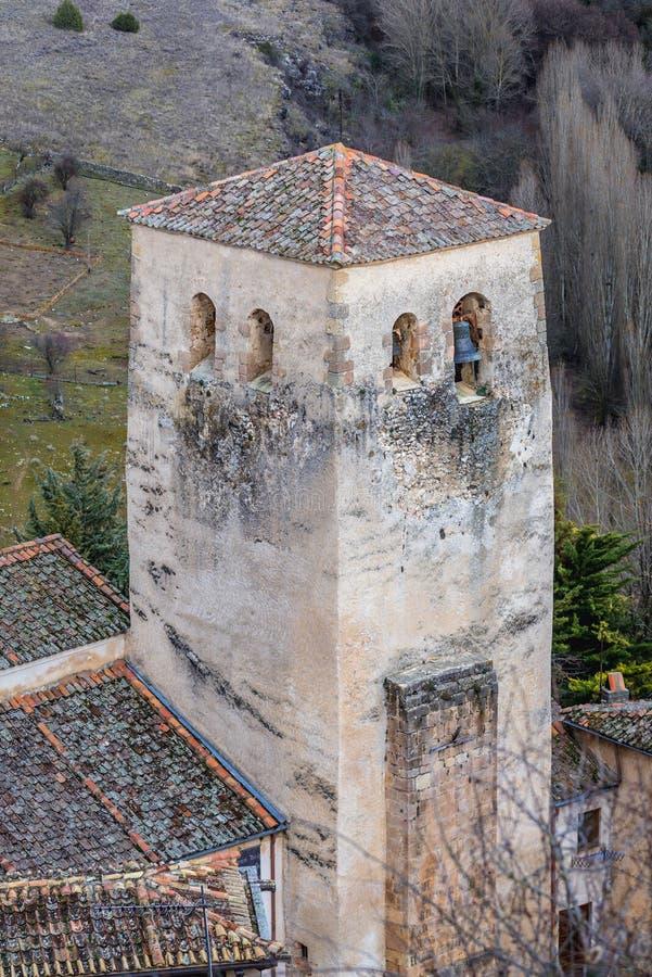 Sepulveda στην Ισπανία στοκ εικόνες