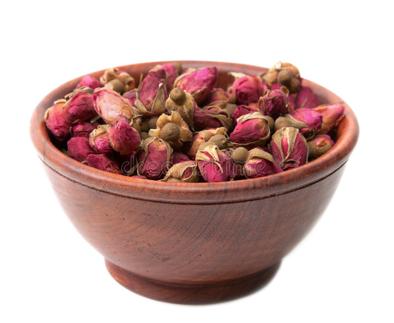 Download Seque Cor-de-rosa No Copo De Madeira Foto de Stock - Imagem de dieting, fundo: 12810474
