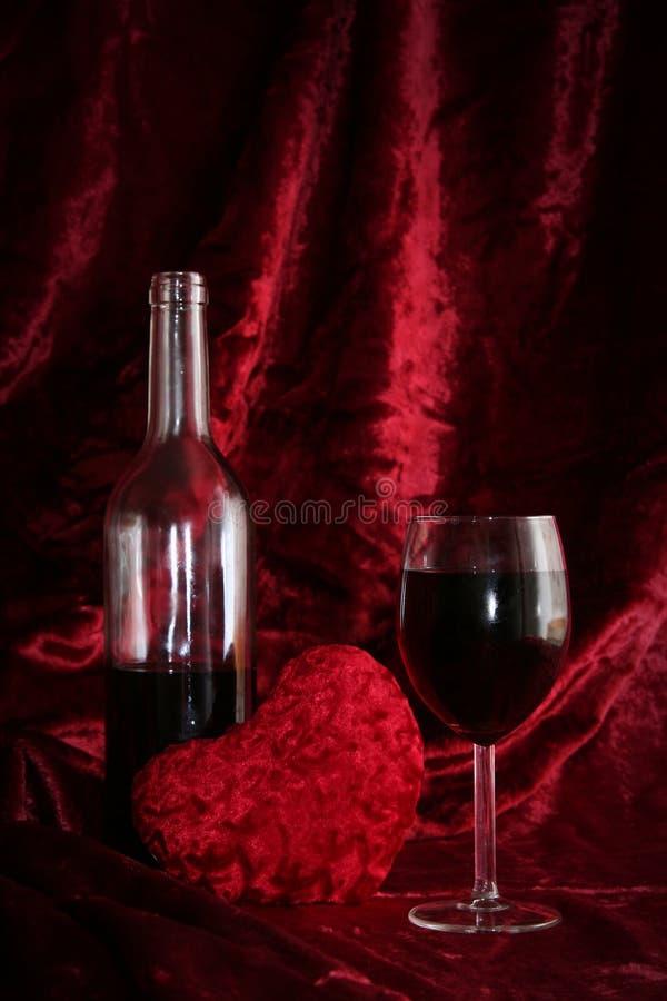Sera romantica fotografia stock