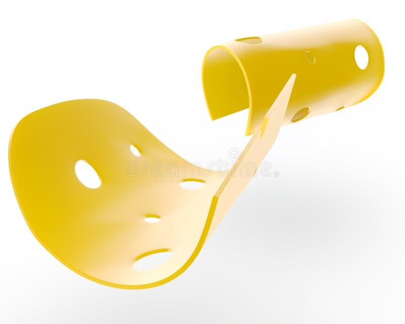 sera zamknięty stroju jednoczęściowy kwadrata szwajcar zamknięty ilustracji