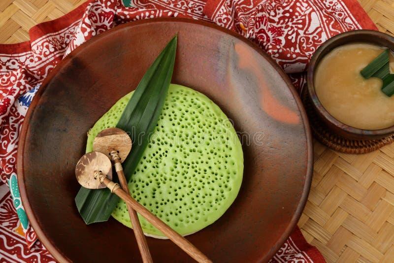 Serabi Durian royalty free stock photos