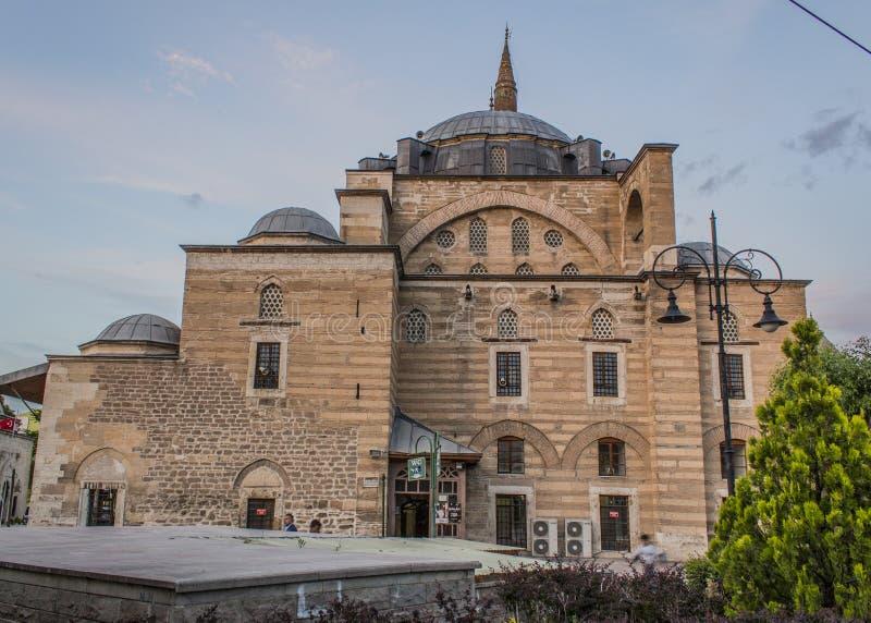 Serafeddin Camii da era de Karamanogullari, Konya, Turquia foto de stock royalty free