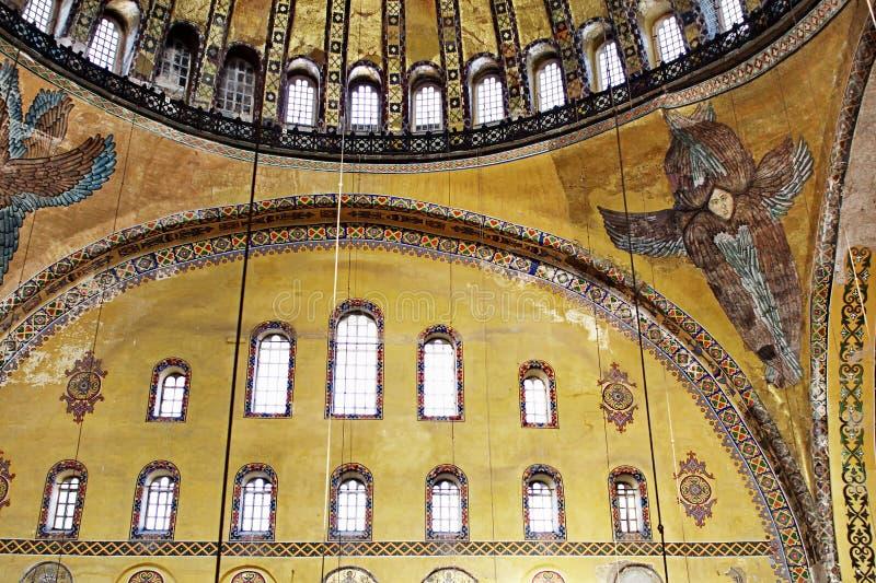 Seraphim at Hagia Sophia