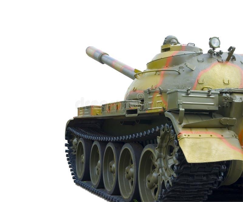 Serbatoio militare immagini stock libere da diritti