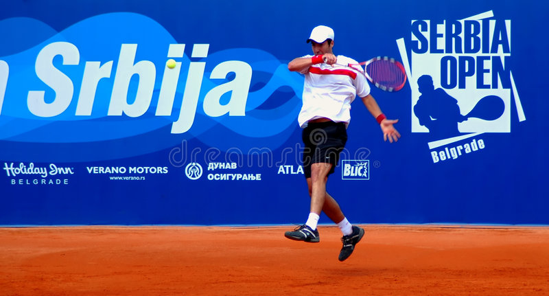 Download Serbia Open 2009 - ATP 250 editorial stock image. Image of belgrade - 9207694