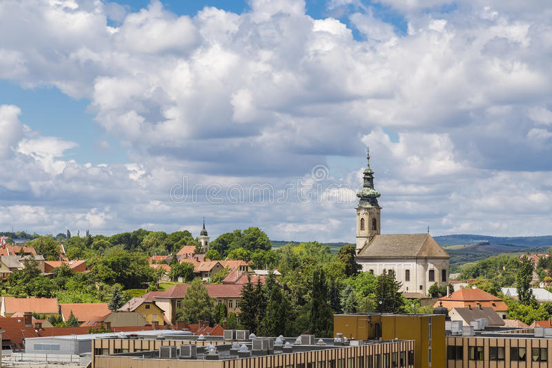 Serbian Orthodox Church stock photography