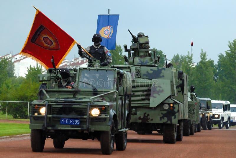Serbian police combat unit-1