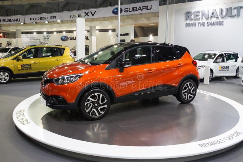 Renault-Gefangennahme lizenzfreies stockbild