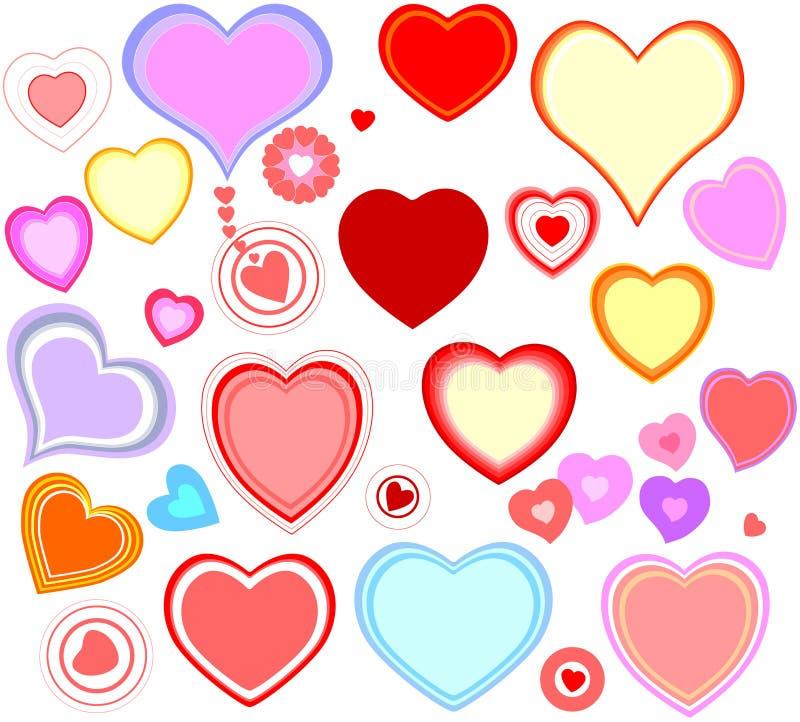 serca obrazy royalty free