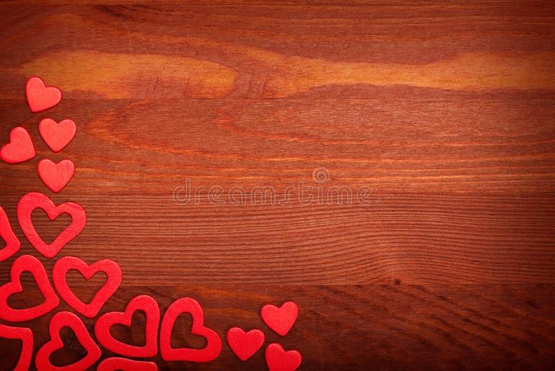 serca czerwoni zdjęcie stock