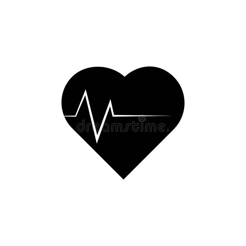 Serca i kołatań ikona Element medycznych instrumentów ikony Premii ilości graficznego projekta ikona Znaki, konturów symboli/lów  ilustracji