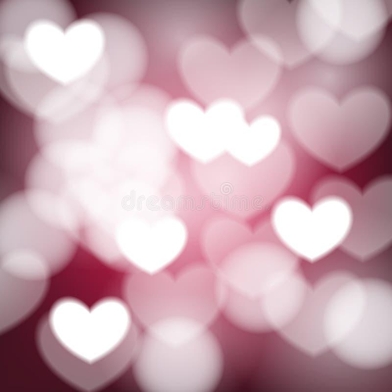 Serca 8 karciana dzień eps kartoteka zawierać valentine ilustracji