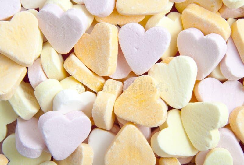 serca słodcy fotografia stock