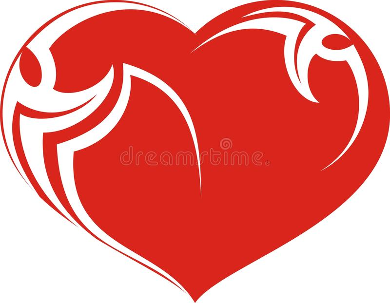 serce obraz royalty free