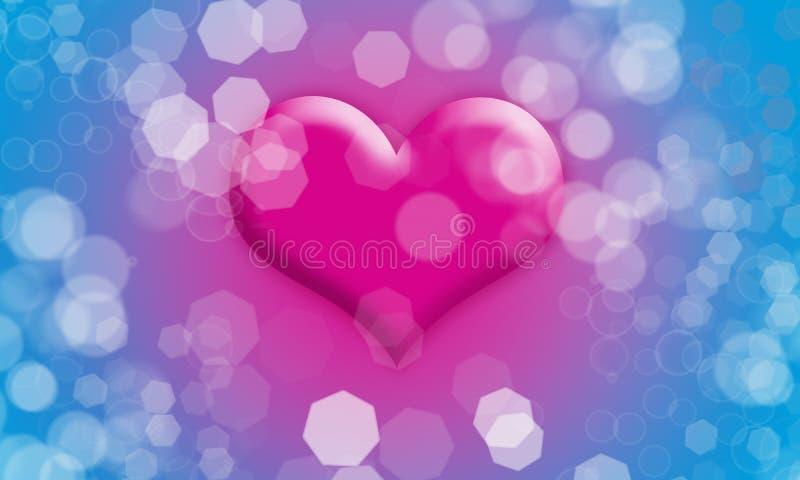 serce ciemnawi tła obrazów serc ilustracji