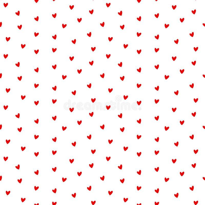 serce ciemnawi tła obrazów serc ilustracja wektor