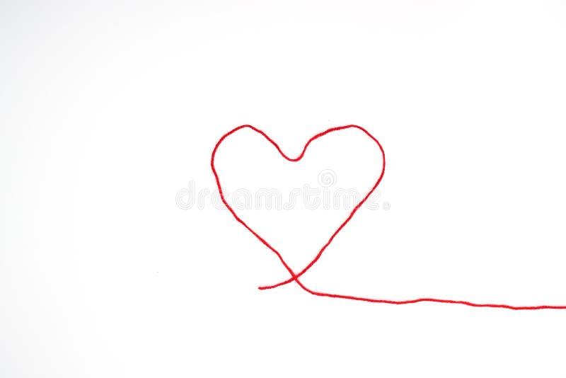Serce dla walentynki ` s dnia zdjęcie royalty free