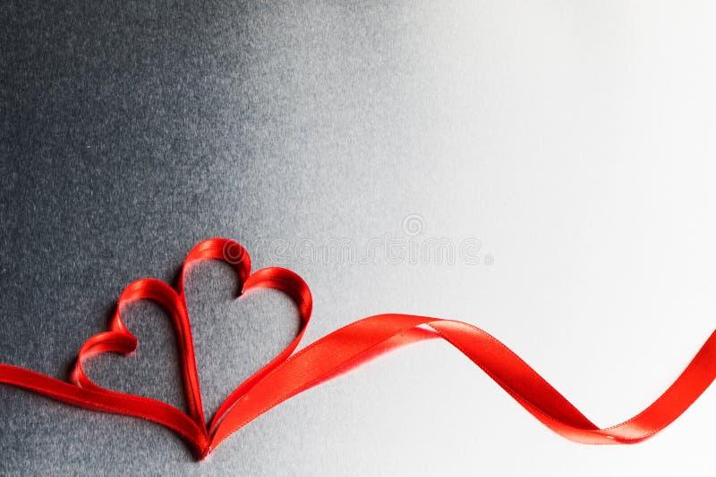 serce faborek dwa zdjęcia stock