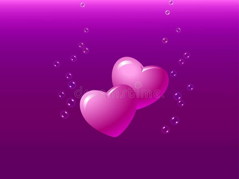serce ilustracji różowy ilustracji