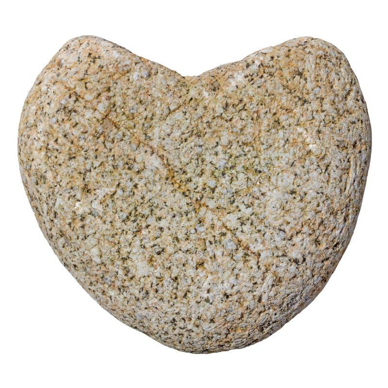 serce kamień zdjęcie royalty free
