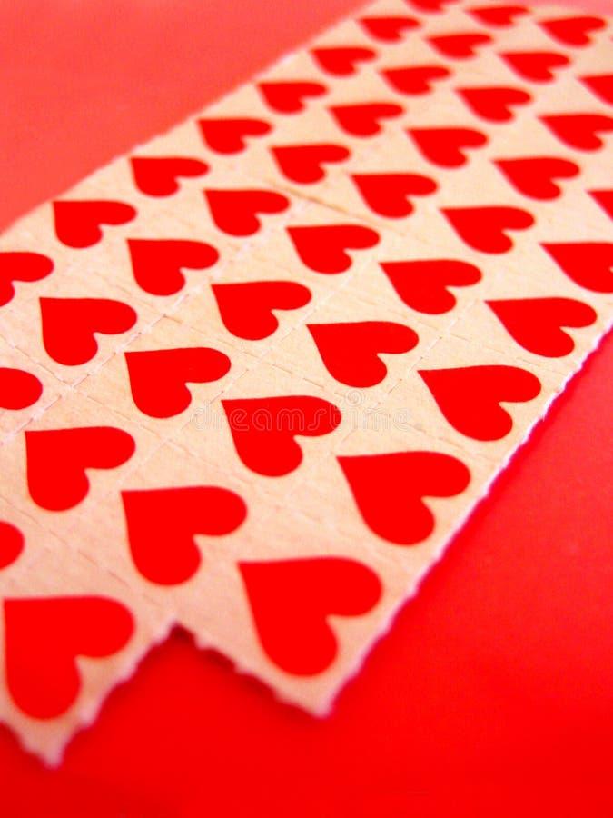 Serce lsd tapetuje makro- tło i tapety w super grzywny wysokiej jakości drukach zdjęcie stock