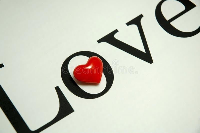 serce miłości fotografia stock