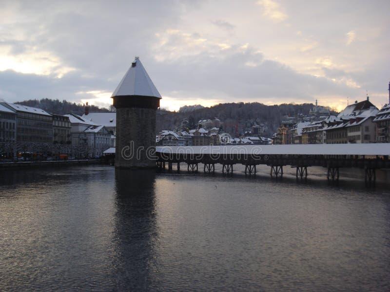 Serce Szwajcaria obrazy stock