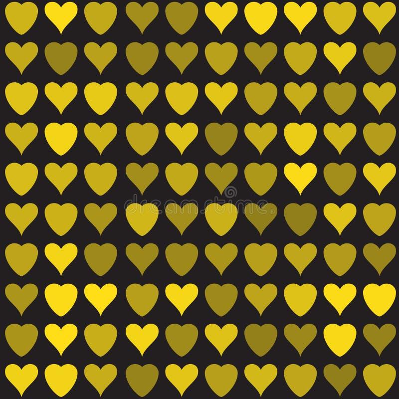 serce wzór royalty ilustracja