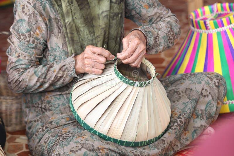 Serdang - artesanatos de Sabah imagem de stock