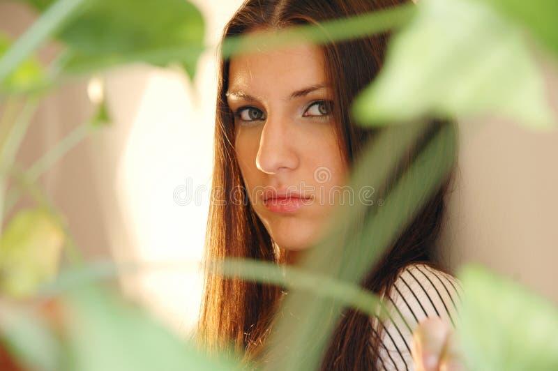 serdecznie brunetki zdjęcia royalty free
