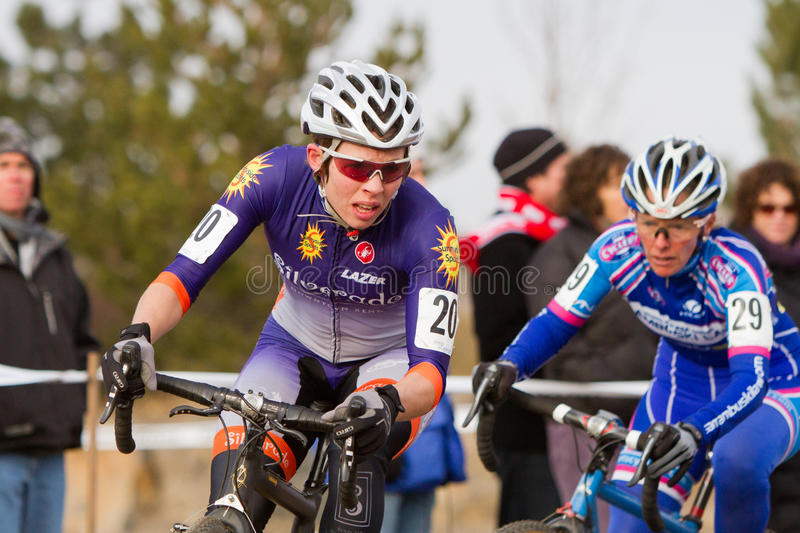 Download Serena Bishop - Pro Woman Cyclocross Racer Editorial Stock Image - Image: 22419939