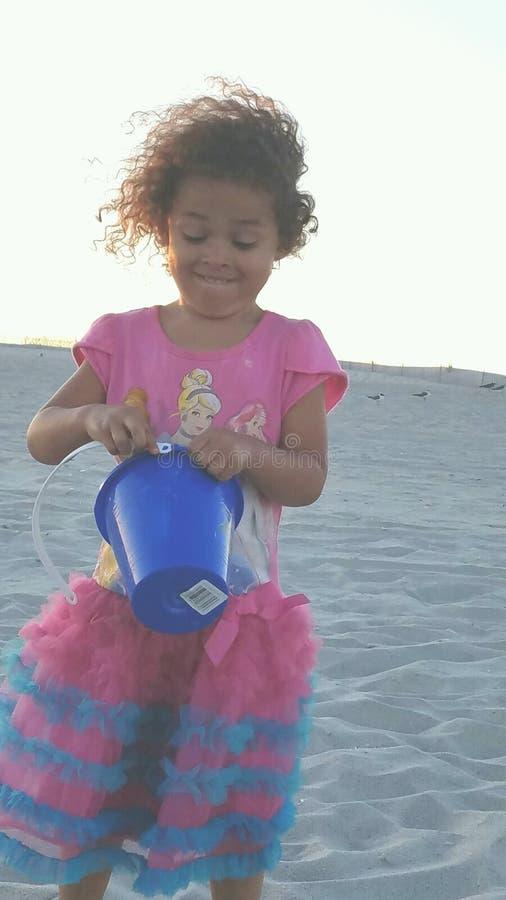 SERENA. My lil diva kid model royalty free stock photos