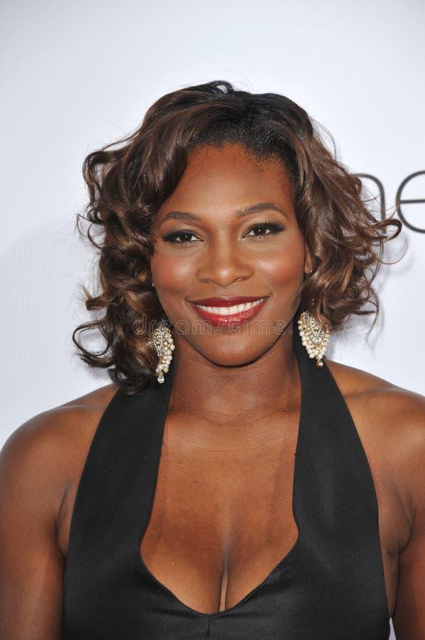 Serena Williams imagens de stock royalty free