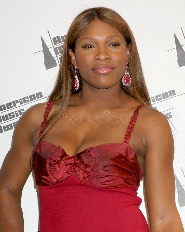 Serena Williams fotografia royalty free