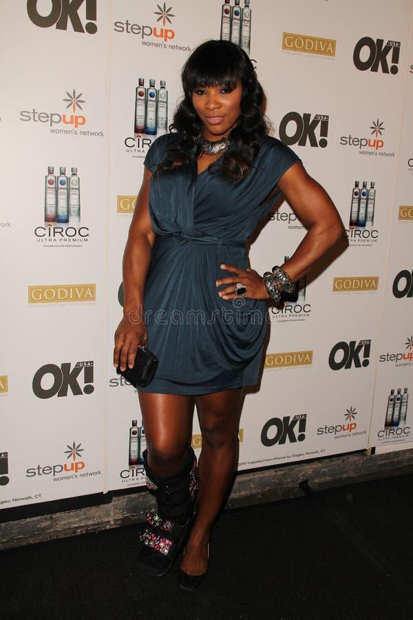 Serena Williams zdjęcia stock