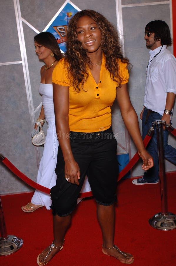 Serena Williams fotografia stock