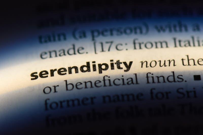 serendipity стоковые изображения rf