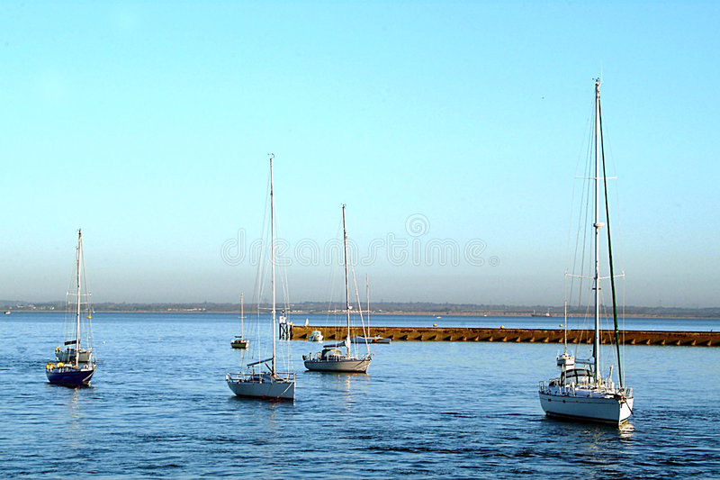 Download Serene stock image. Image of peaceful, quay, water, harbour - 11383