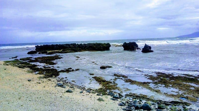 Serene Coastal View photos stock