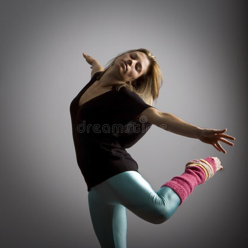 Serene Dancer royalty free stock photos