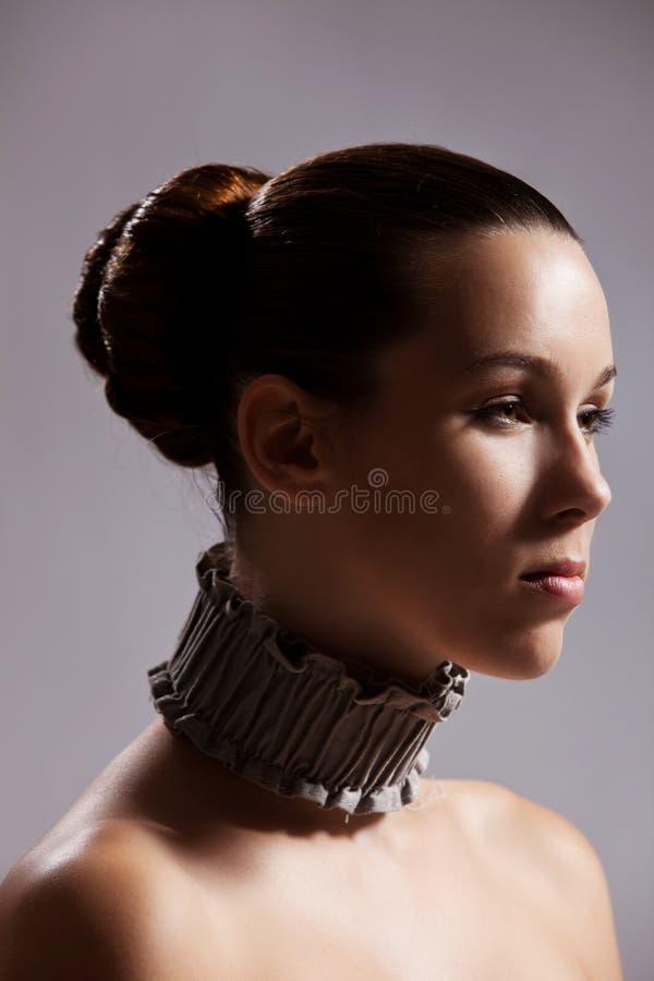 Serene elegance stock images