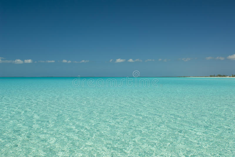 Download Serene Waters Of Cat Island Bahamas Stock Image - Image: 26034497