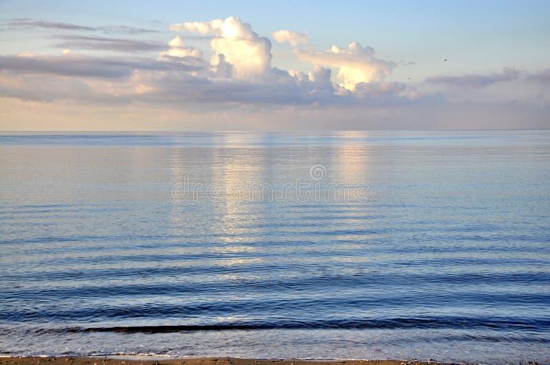 Serenidade da manhã fotografia de stock