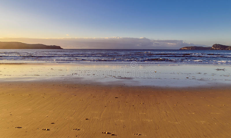 Download Serenity - Early Morning Seascape Stock Photo - Image: 90010582
