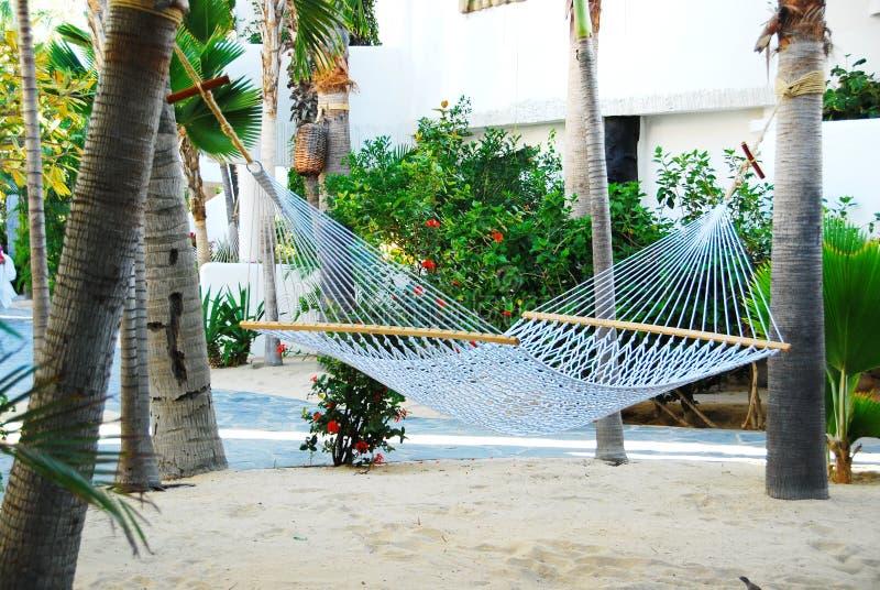 Serenity in Mexico stock photo