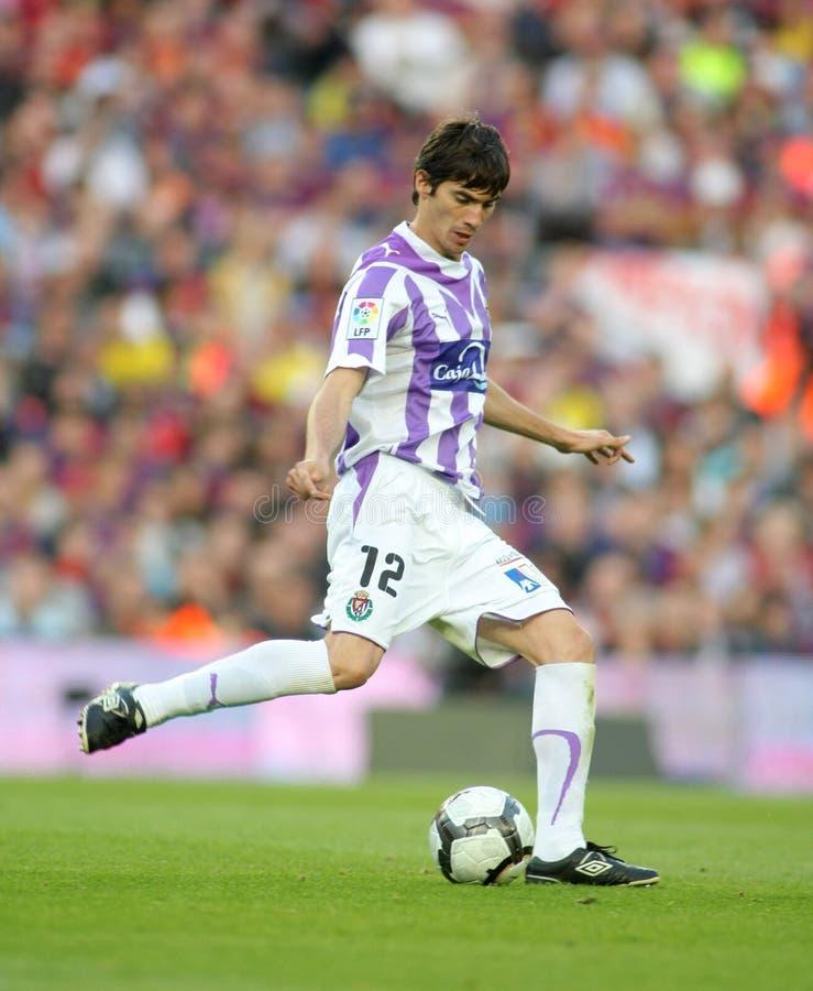 Download Sereno of Valladolid editorial image. Image of soccer - 14331260