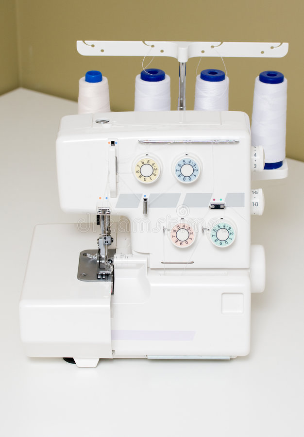 Serger Stock Image